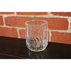 TREE BARK GLASS - HIGHBALL MEDIUM